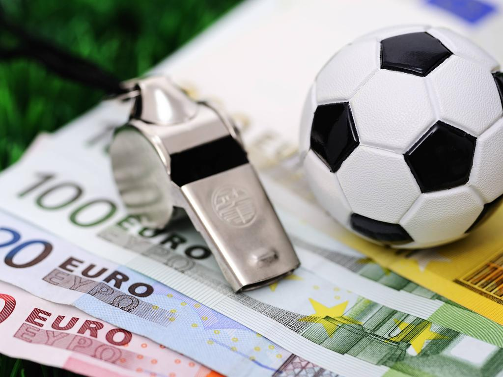 What role is money playing in football?