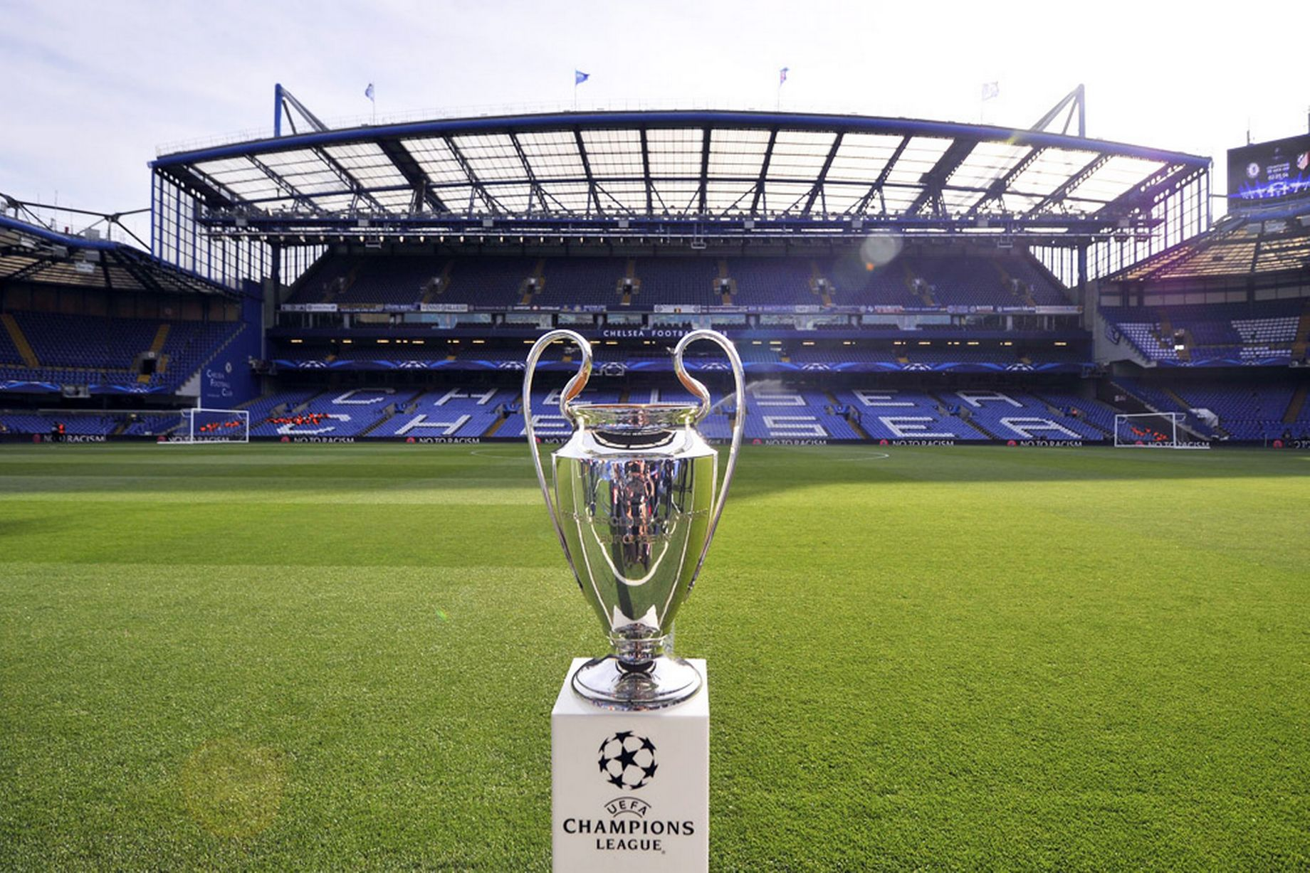 The Champions League is set to take place within a period of 2 two weeks (Getty Images)