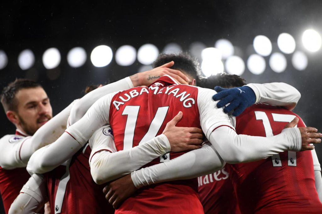 Aubameyang and Mkhitaryan in 4-3-3: How Arsenal should line-up against Spurs