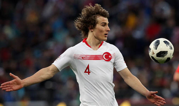 Caglar Soyuncu (Getty Images)
