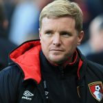 Bournemouth boss Eddie Howe. (Getty Images)