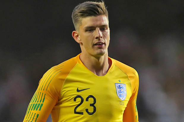 Nick Pope has been one of the standout goalkeepers this season (Getty Images)