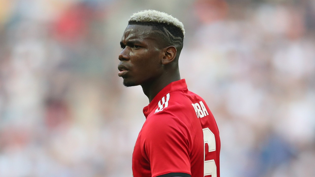 Paul Pogba has blown hot and cold at Manchester United