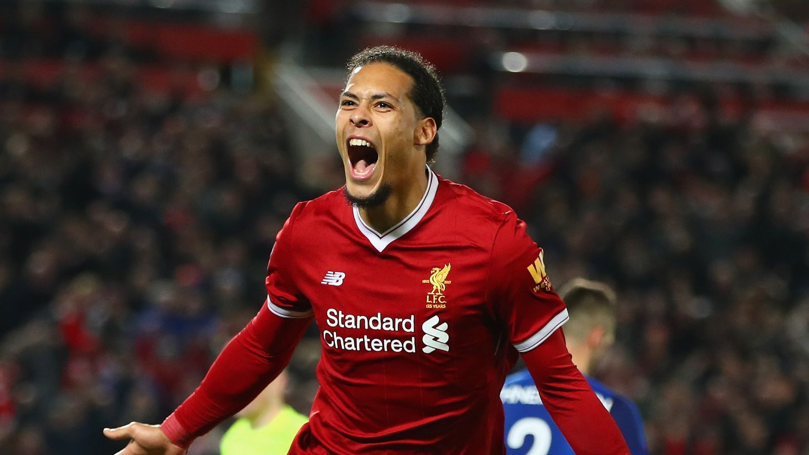 Virgil van Dijk has established himself as a key member at Anfield (Getty Images)
