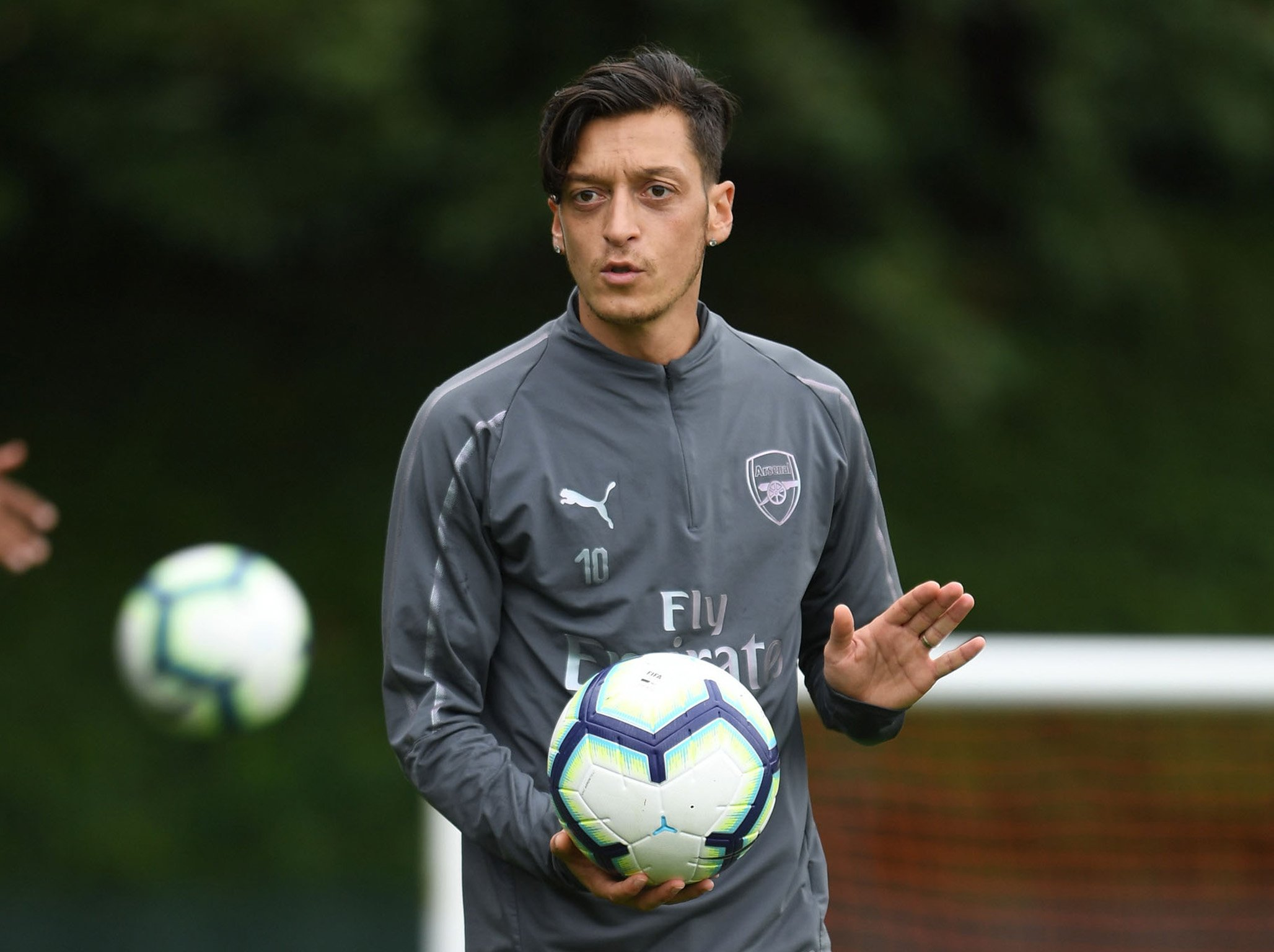 Mesut Ozil (Getty Images)