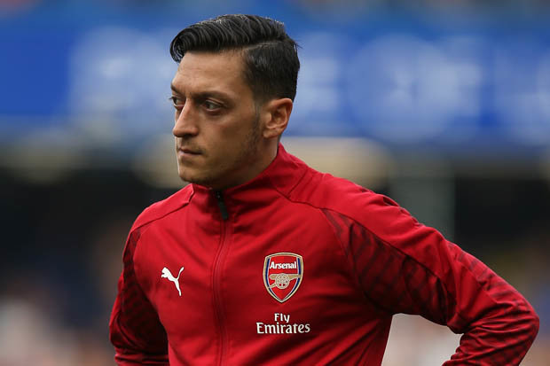 Mesut Ozil could be sold this summer