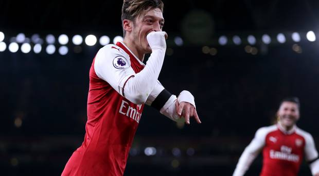 Mesut Ozil has not featured in any game since the restart (Getty Images)