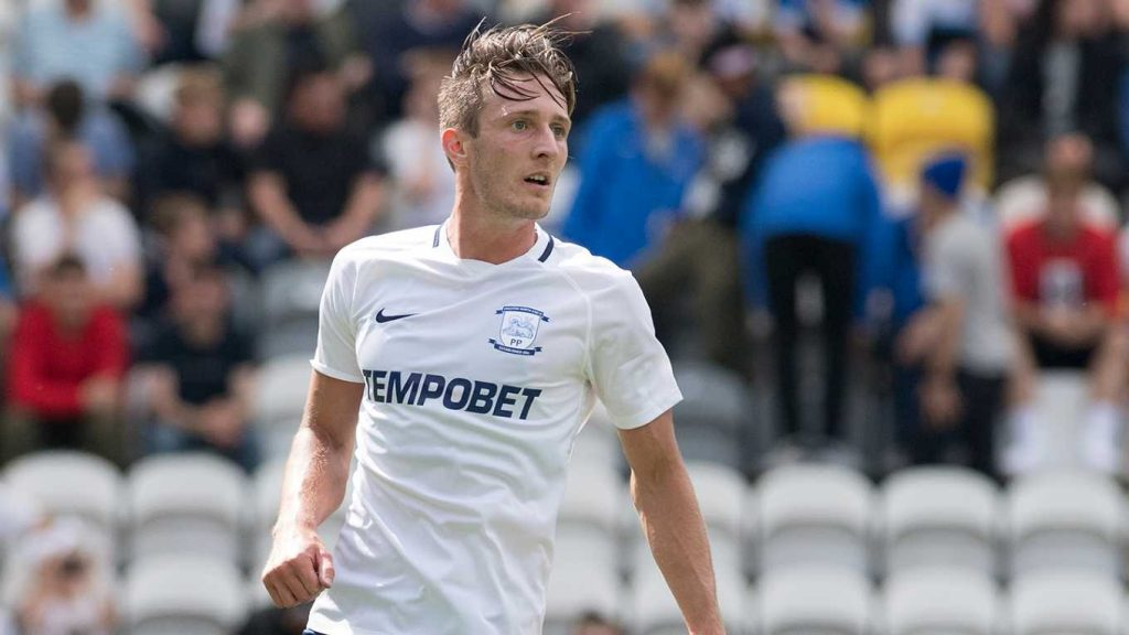 Ben Davies is a product of the Preston North End academy