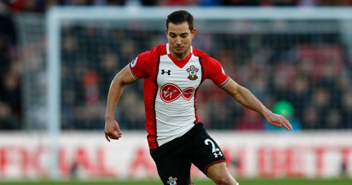 Cedric Soares spent five years with Southampton. (Getty Images)
