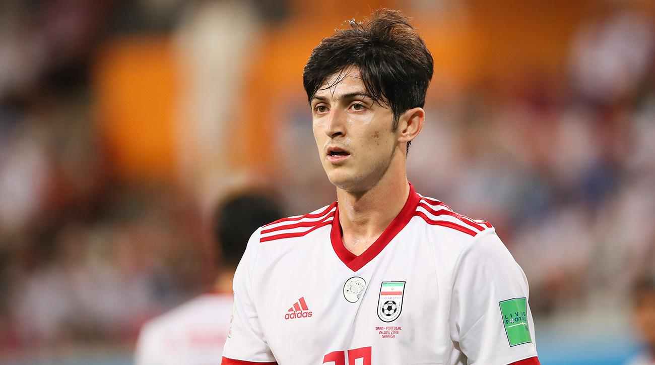 Sardar Azmoun has been in sensational form in the last two seasons (Getty Images)