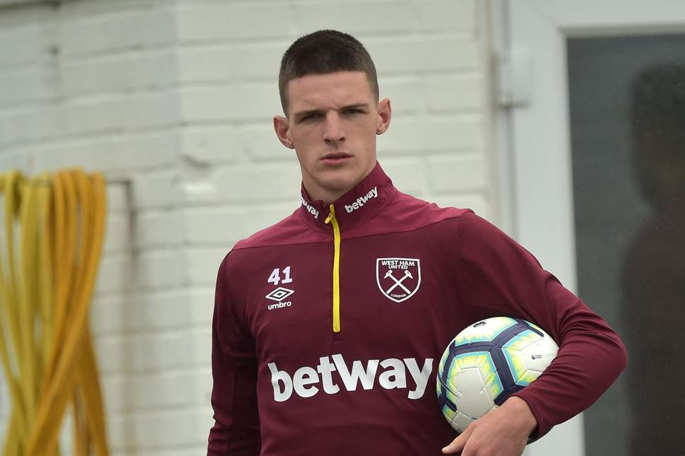 Declan Rice (Getty Images)