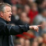 Sheffield United manager Chris Wilder shouts out an instruction (Getty Images)