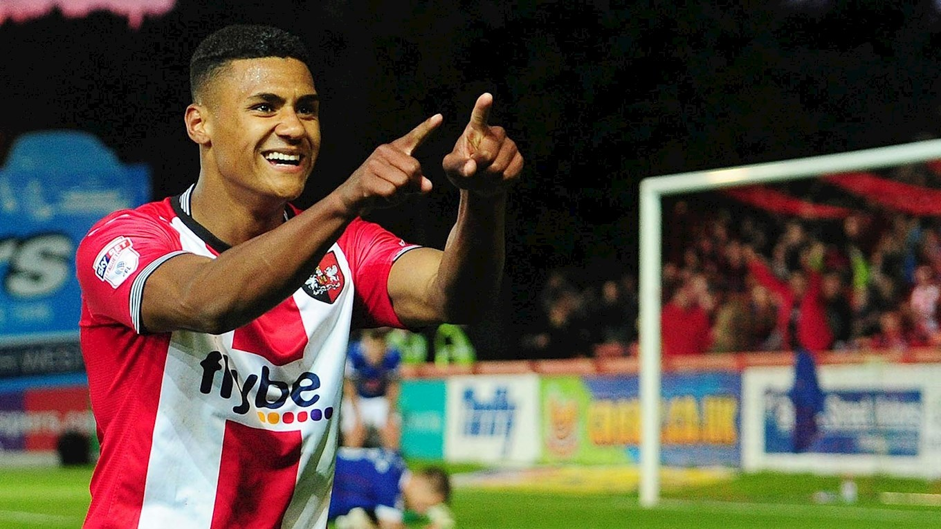 Ollie Watkins has established himself as a key figure Brentford (Getty Images)