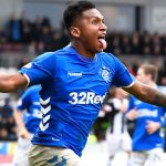 Alfredo Morelos has enjoyed a brilliant time at Rangers (Getty Images)