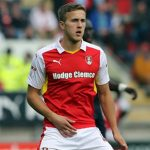 Will Vaulks during his spell with Rotherham. (Getty Images)
