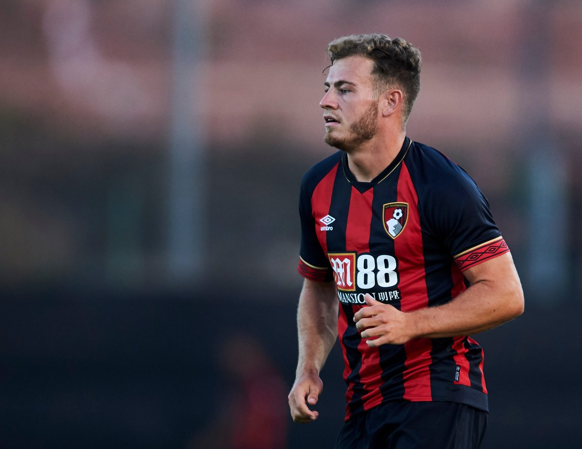 Ryan Fraser left Bournemouth when his contract came to an end earlier this month (Getty Images)