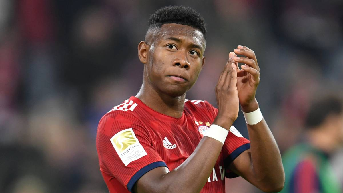 David Alaba to Manchester United