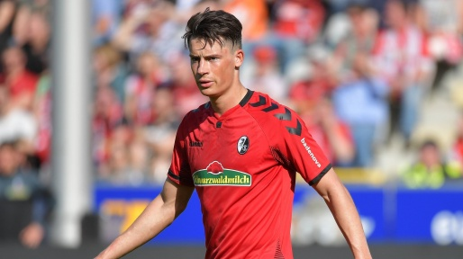 Robin Koch in action for Freiburg (Getty Images)