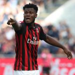 Franck Kessie in action for AC Milan (Getty Images)
