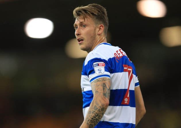 Luke Freeman during his time with QPR. (Getty Images)