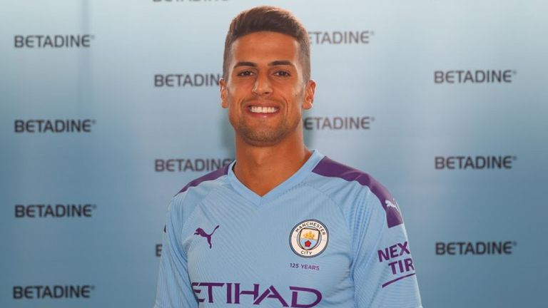 Joao Cancelo failed to impress since his move to Manchester City from Juventus last summer.
