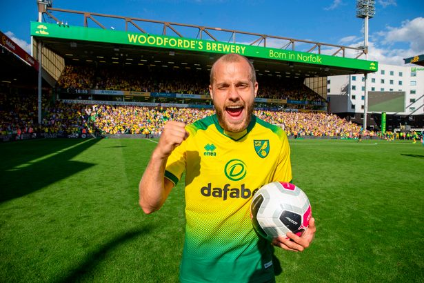 Teemu Pukki is Norwich's chief source of goals