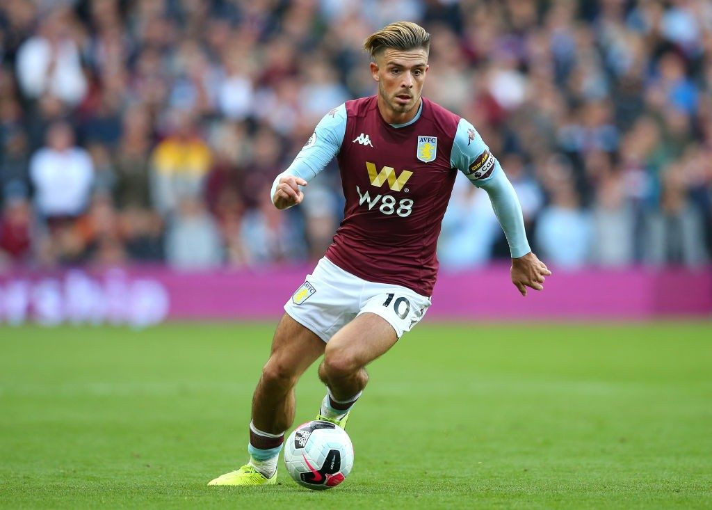 Jack Grealish to Manchester United