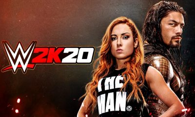 WWE 2K20 is a buggy mess