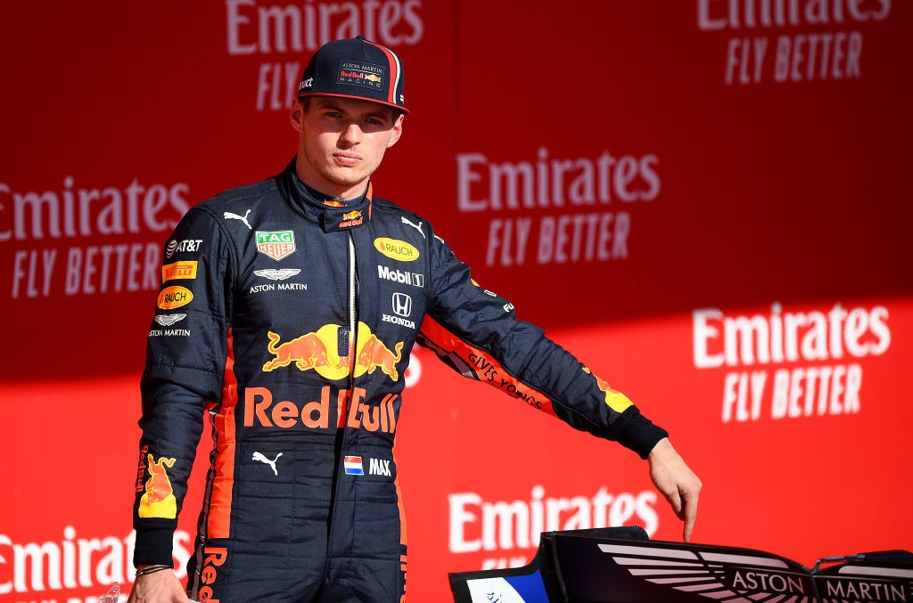 Max Verstappen Dutch Grand Prix Drive to survive