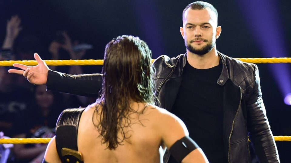 Finn Balor made a shock return to WWE NXT and is one of the biggest names on the brand