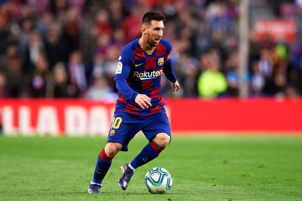 Lionel Messi still remains the best player at Barcelona.