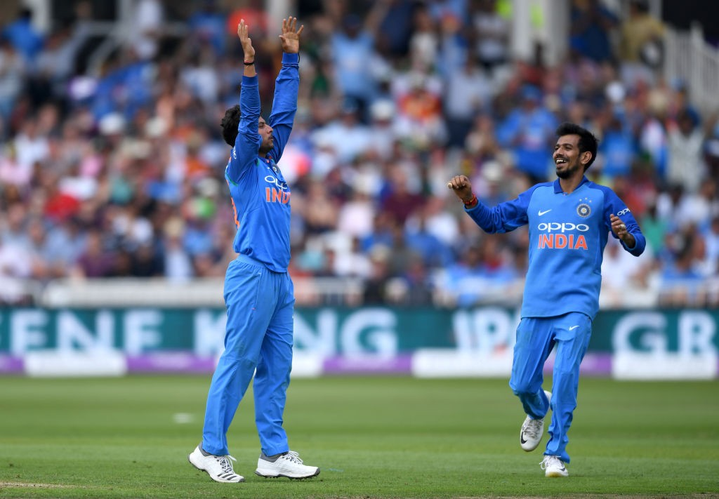 Kuldeep Yadav and Yuzvendra Chahal