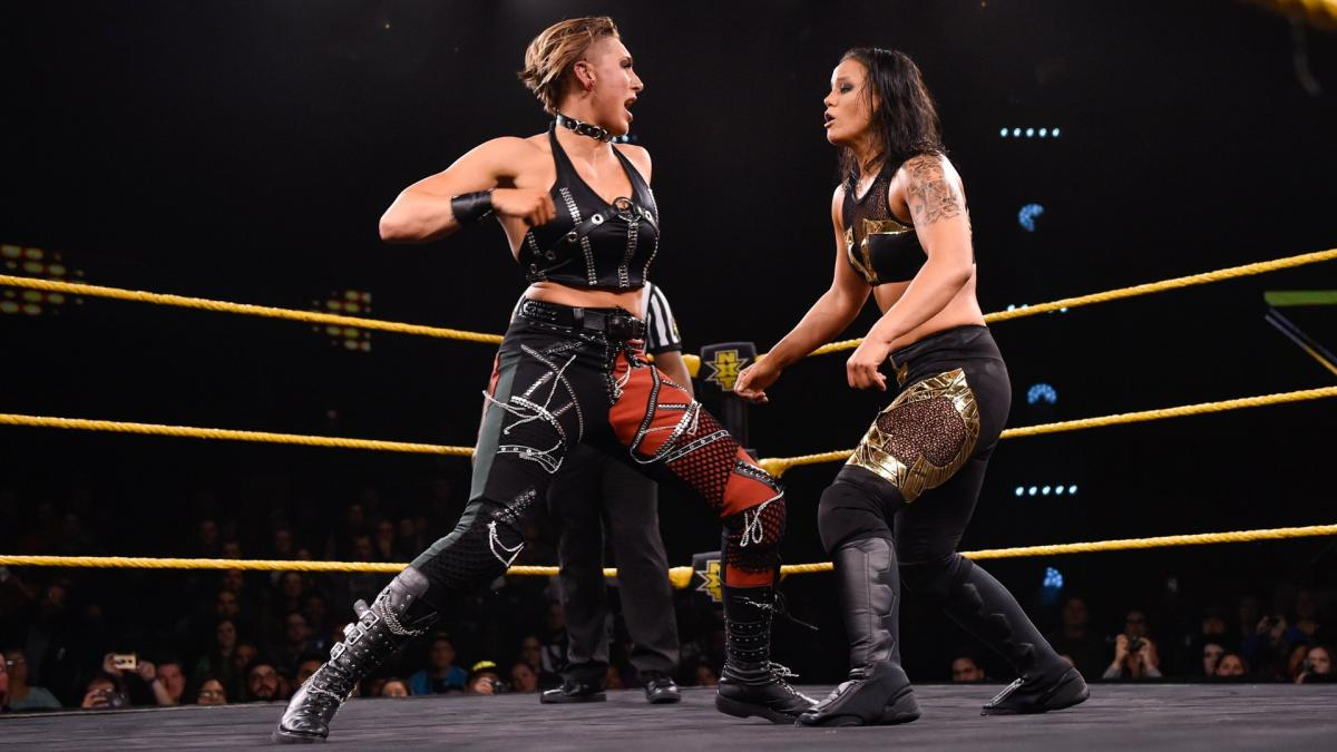 Is Rhea Ripley a man WWE NXT preview