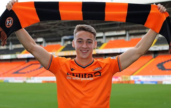 Dundee United prospect Louis Appere has been linked with Celtic and Rangers