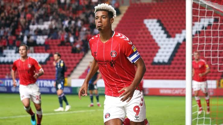 Charlton's Lyle Taylor has been linked with Rangers