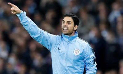 Man City's assistant manager Mikel Arteta has been linked with Arsenal job