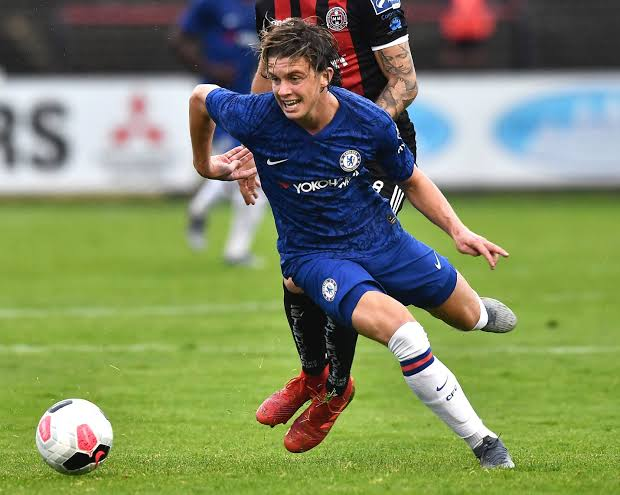 Chelsea's Connor Gallagher has been linked with a move to Burnley