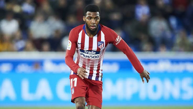 Thomas Lemar has been linked with Arsenal