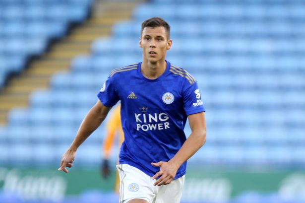 Filip Benkovic has been linked with a loan move to Derby County