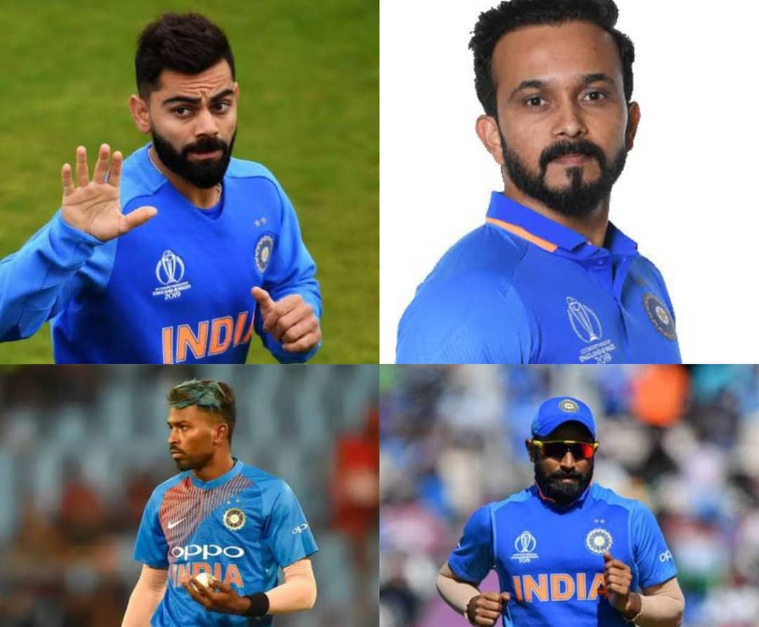 Indian players salary, virat kohli salary, jasprit bumrah salary, rohit sharma salary, kl rahul salary, ishant sharma salary