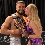 Are Andrade and Charlotte engaged