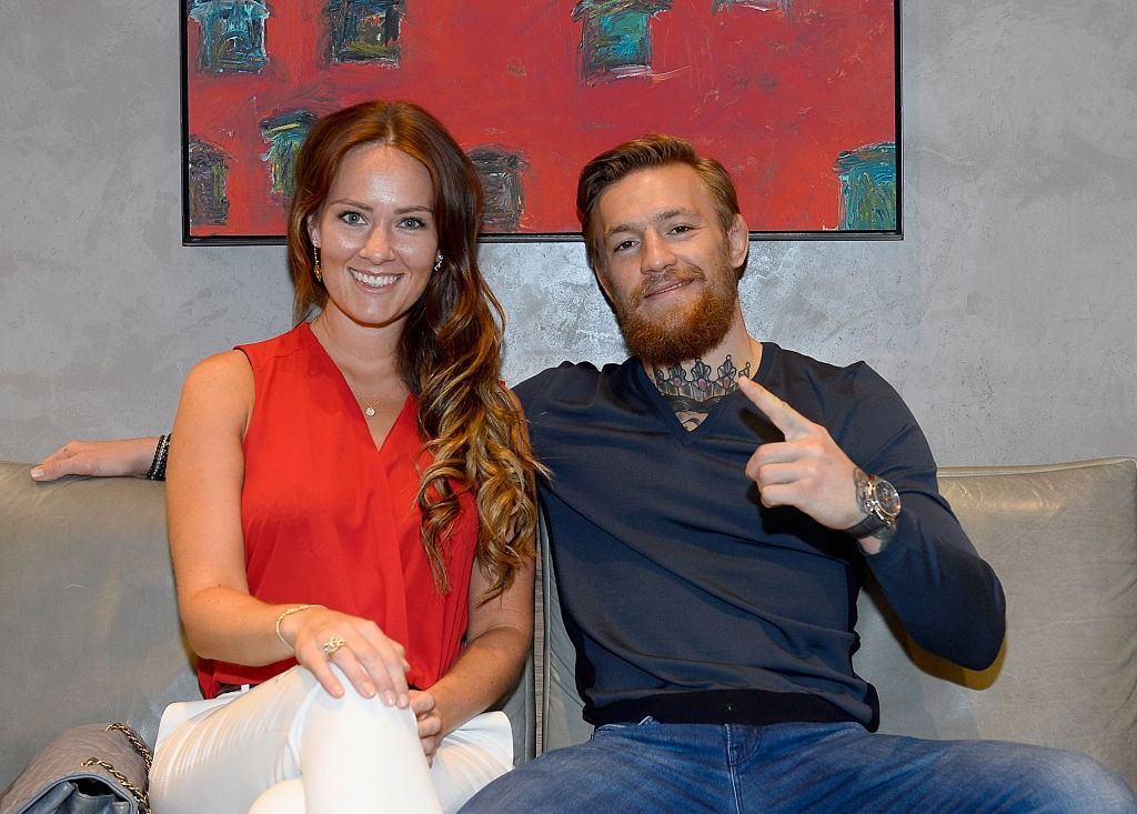 Conor McGregor net worth, salary, wife, family Dee Devlin