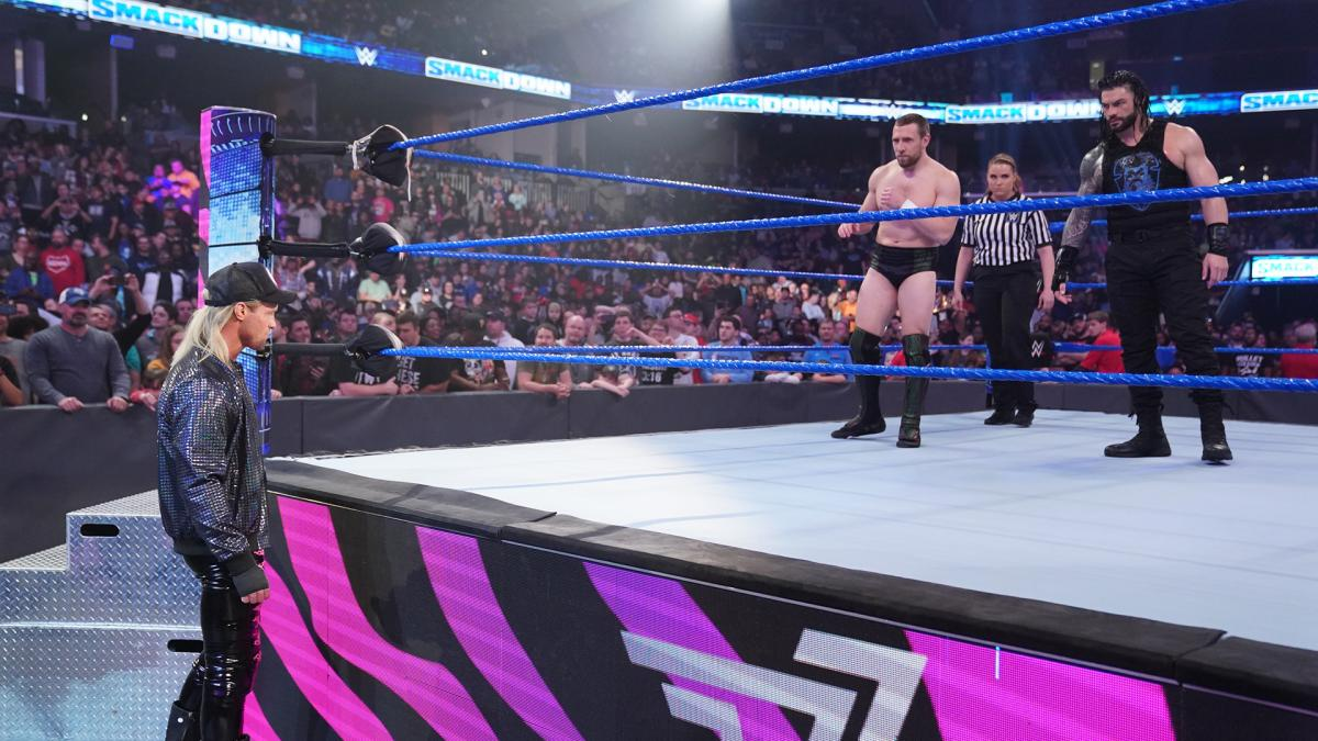 WWE SmackDown results, winners, grades and reaction