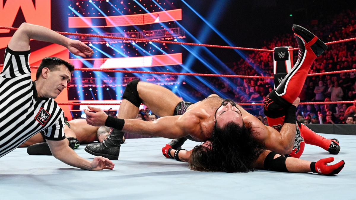 WWE Raw results, winners, grades and reaction