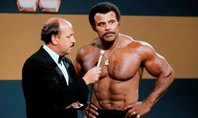 Rocky Johnson WWE Dwayne Johnson