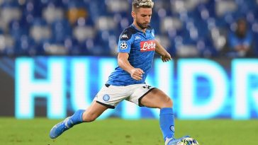 Dries Mertens in action.(Getty Images)