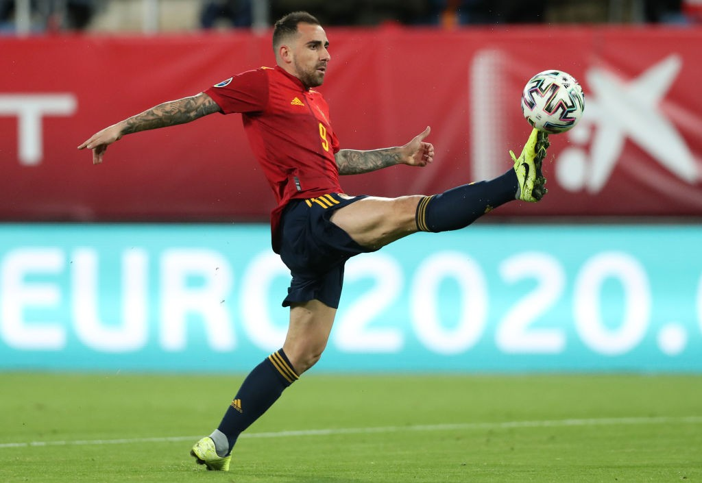 Paco Alcacer (Getty Images)