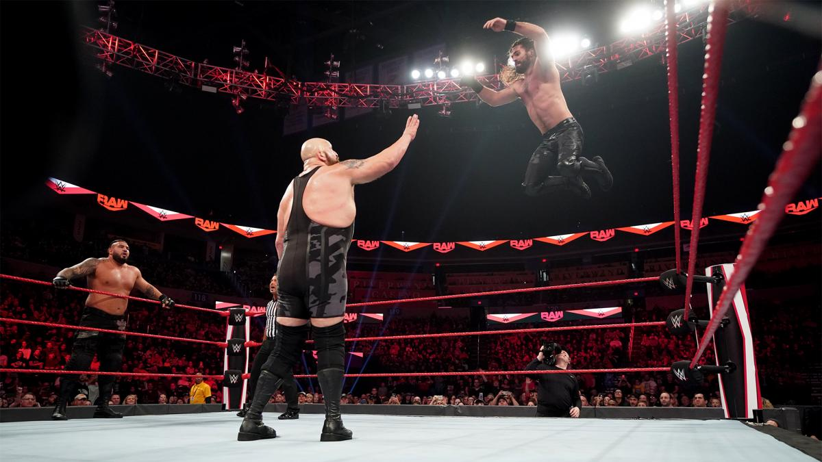 Big Show WWE Raw Preview