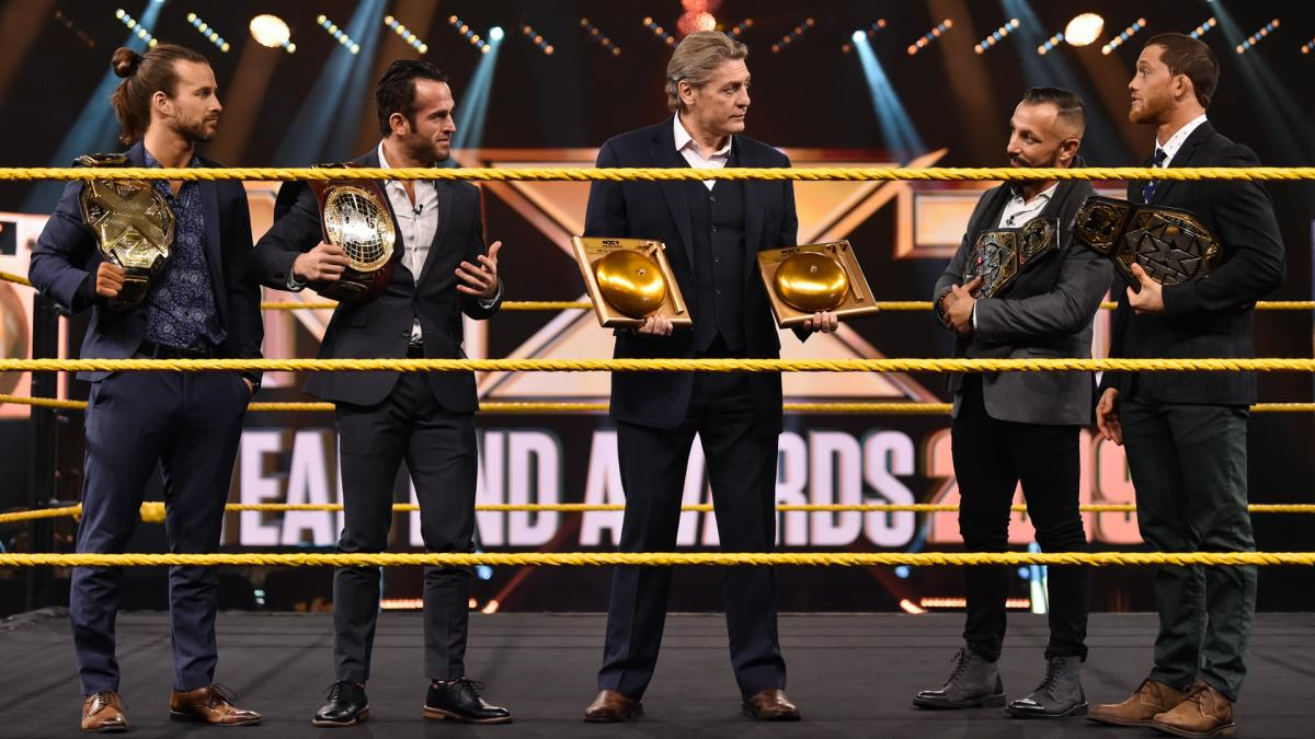 WWE NXT results, winners, grades and reaction