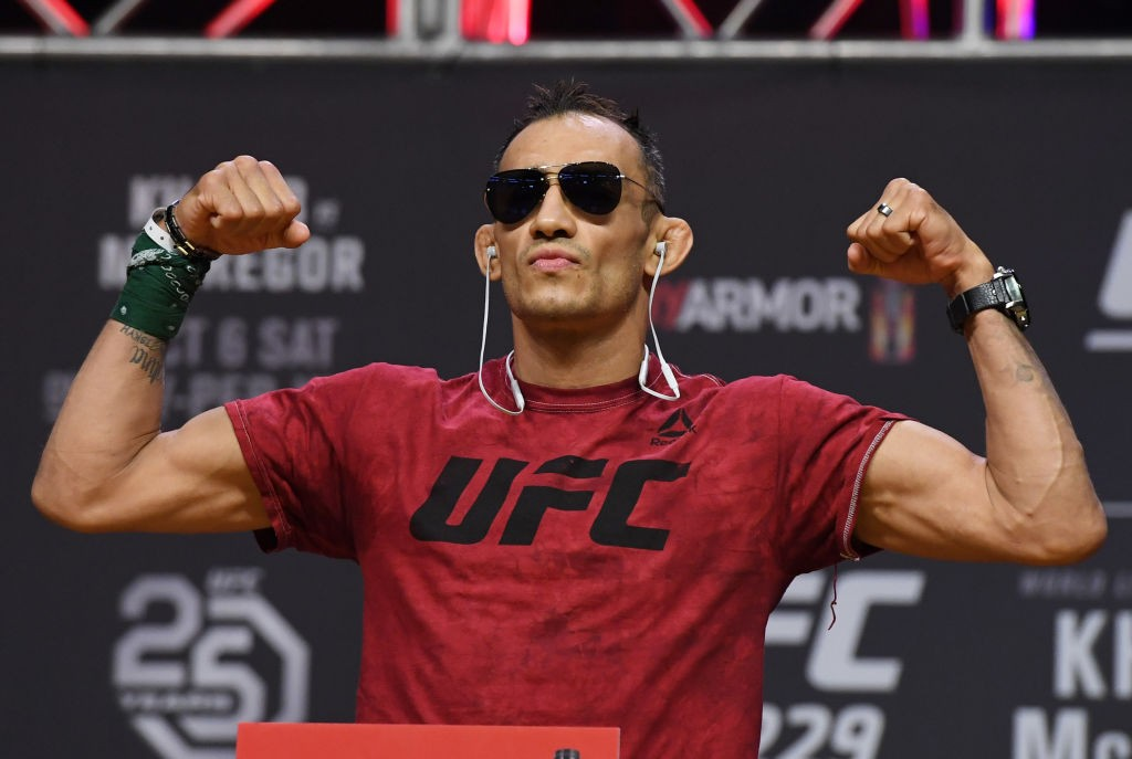 Tony Ferguson vs Khabib Nurmagomedov is the main fight for UFC 249